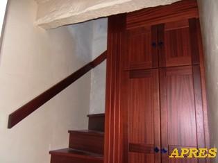 md escaliers avant apres. Black Bedroom Furniture Sets. Home Design Ideas